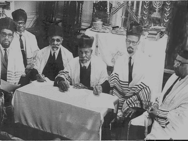 black jews in harlem
