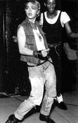 madonna celebrity club harlem 06-17-83-021
