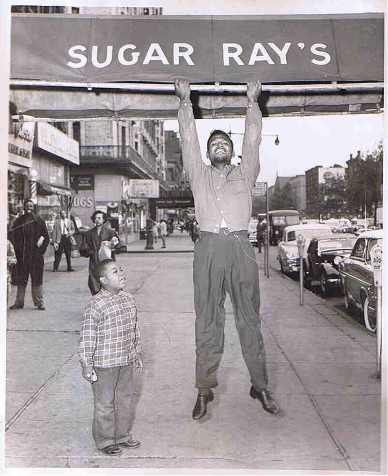 Sugar Ray's rest photo