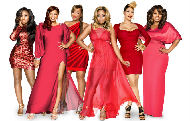 Cast of R&B Divas_Meelah Williams_Syleena Johnson_Monifah_LaTavia Roberson_KeKe Wyatt_Angie Stone left to right_Credit Alex Martinez(1)
