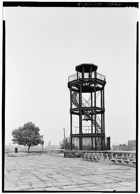 Harlem Fire Watchtower and Acropolis Guided Tour