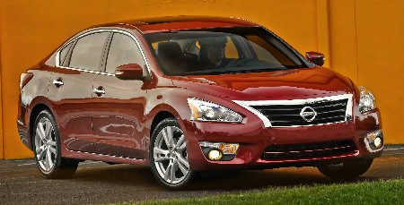 Family Style: Nissan Altima and VW Passat for 2014
