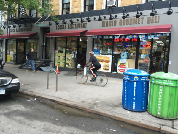 bikes in west harlem