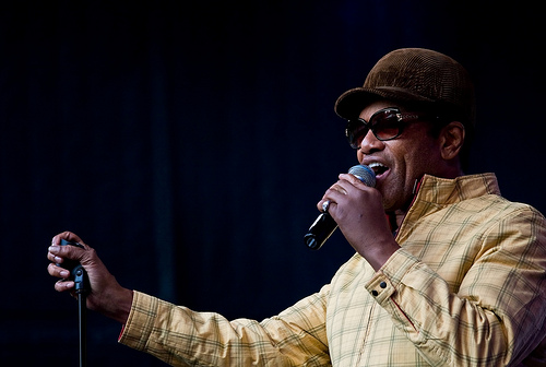 Warming Up The Hague Jazz 2011 - Bobby Womack