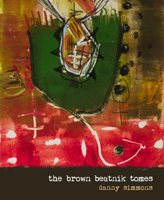 The Brown Beatnik Tomes by Danny Simmons_Courtesy KMW Studio Publishing