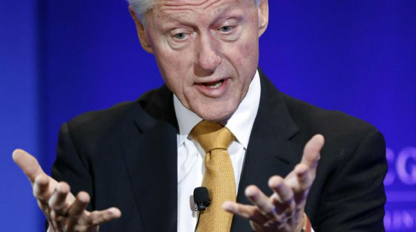 bill clinton on pot