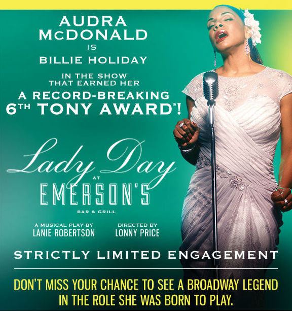 lady day in harlem