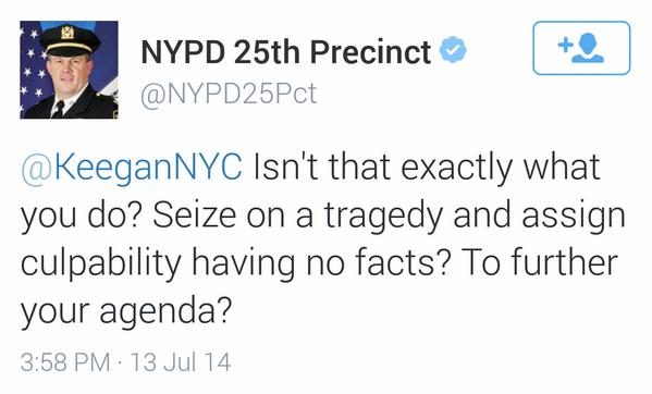 nypd precinct cope news