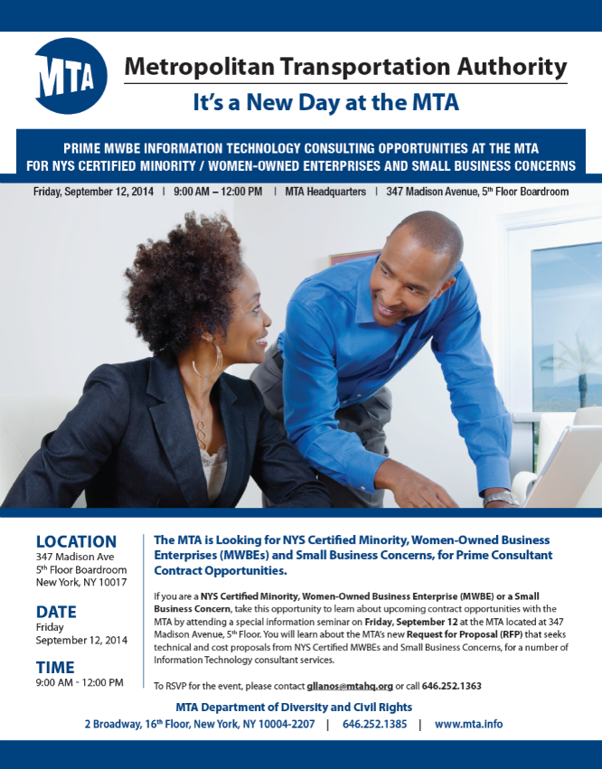 business diversity mta