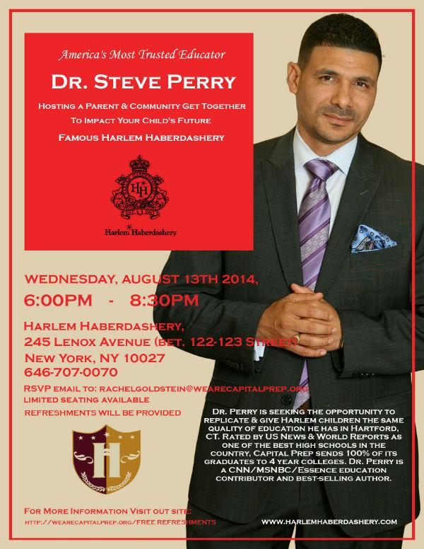 dr steve perry