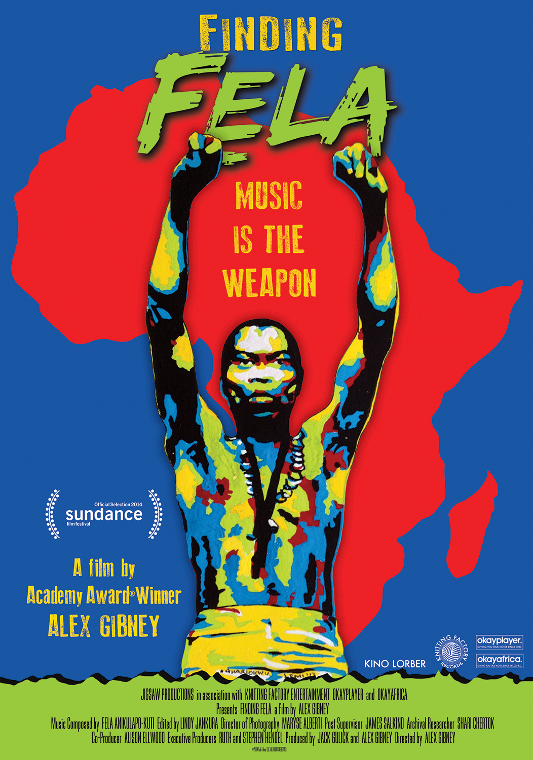 fela the movie in harlem
