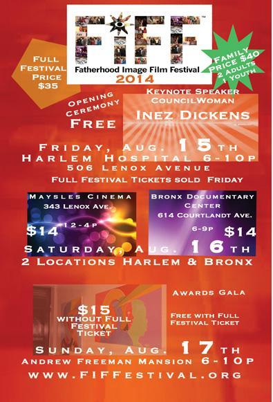 film festival in harlem