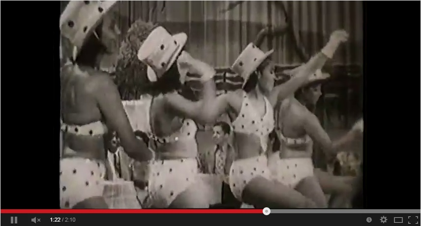harlem video from the the 1940s