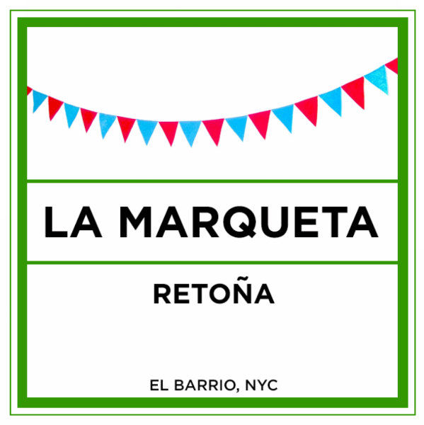 Open Call for Artists & Vendors to Participate in La Marqueta!