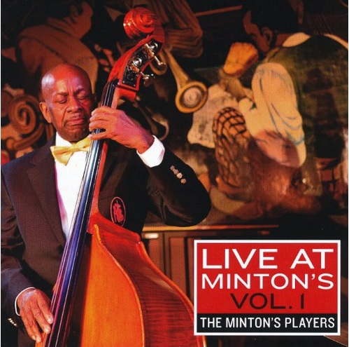 mintins jazz cd in harlem
