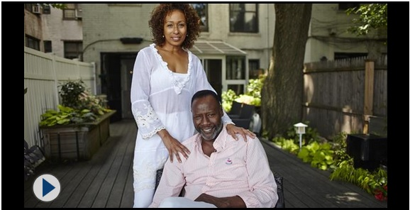 tamara tunie with in harlem