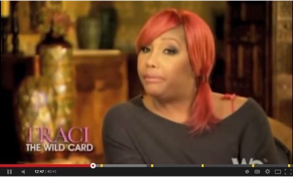 traci brxton on braxton family values