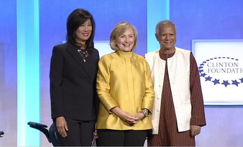 Grameen America 2014 CGI Announcement