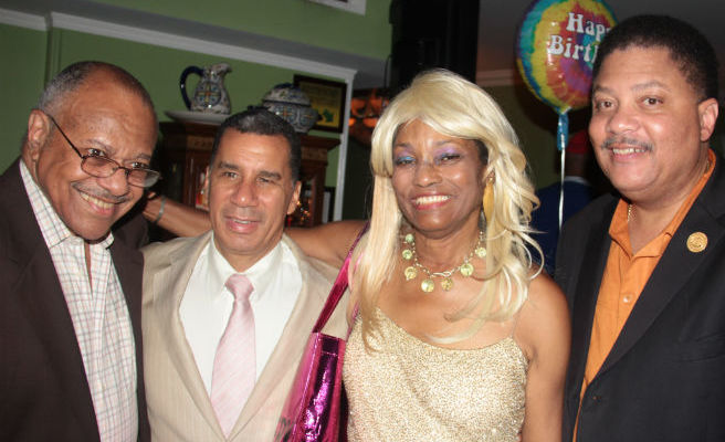 Seitu's World: Shirley Scott Celebrates Birthday In Harlem