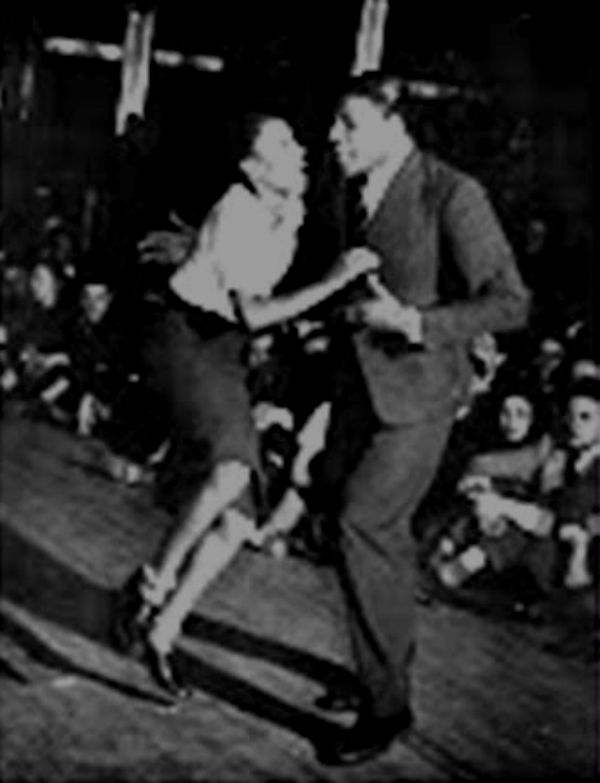 swing dance in harlem
