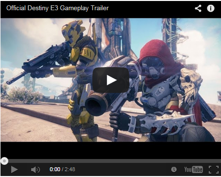 the destiny game 2014