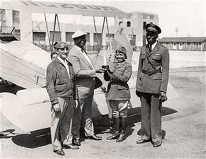 the harlem air squadron
