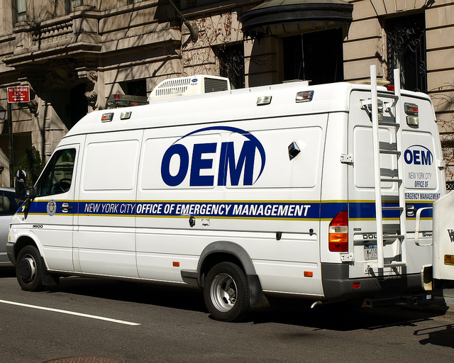 NYC Office of Emergency Management