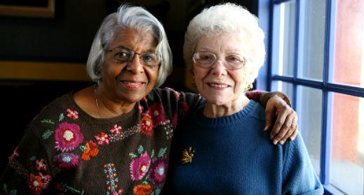 aging community
