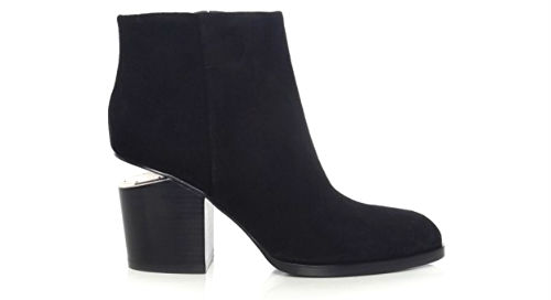 alexander wang black suede boot1