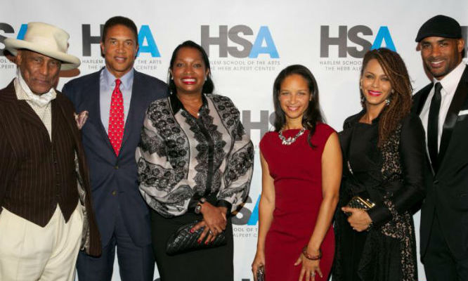 Harlem School of the Arts Celebrates Fall 2014 Benefit