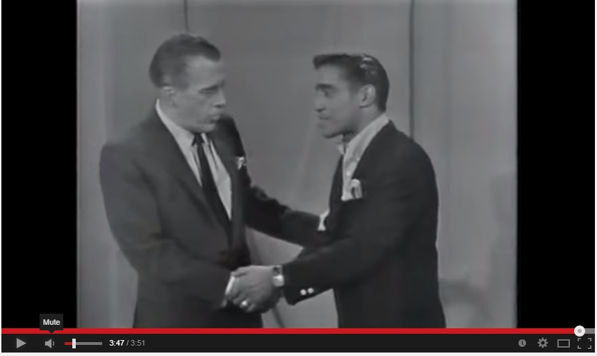 sammy davis and ed sullivan