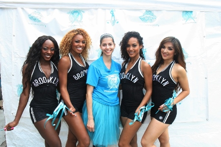 BROOKLYNETTE DANCERS and Pamela Esposito-Amery