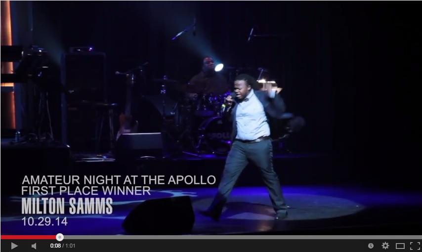 harlem apollo theater winner