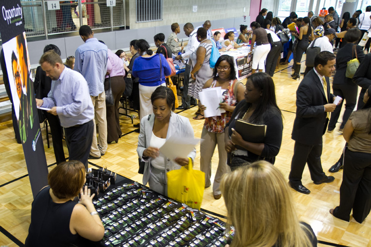 harlem job fair