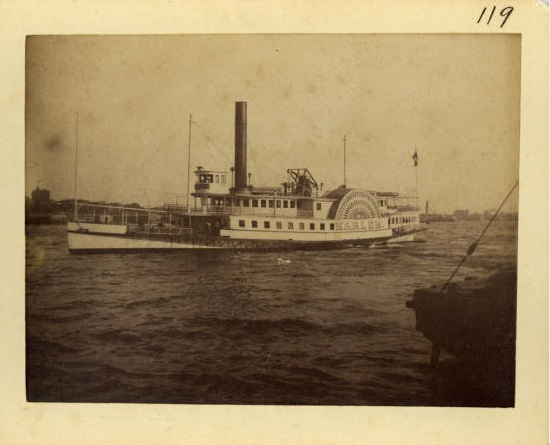 steam boat harlem