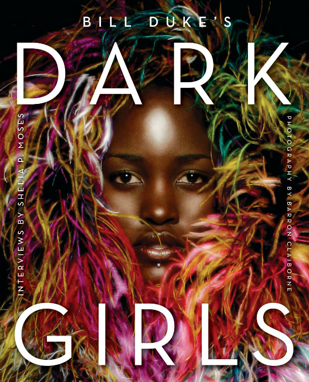 Dark Girls book cover with Lupita Nyongo
