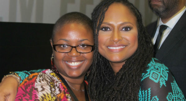 ImageNation-founder-Moikgantsi-Kgama-and-Selma-director-Ava-DuVernay