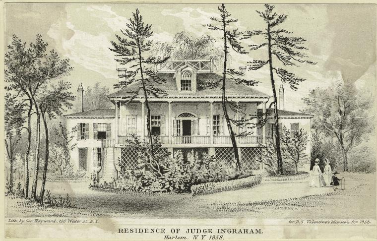 judges home in harlem