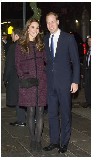 kate and william in harlem