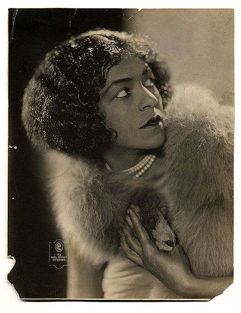 vaudville actress from harlem