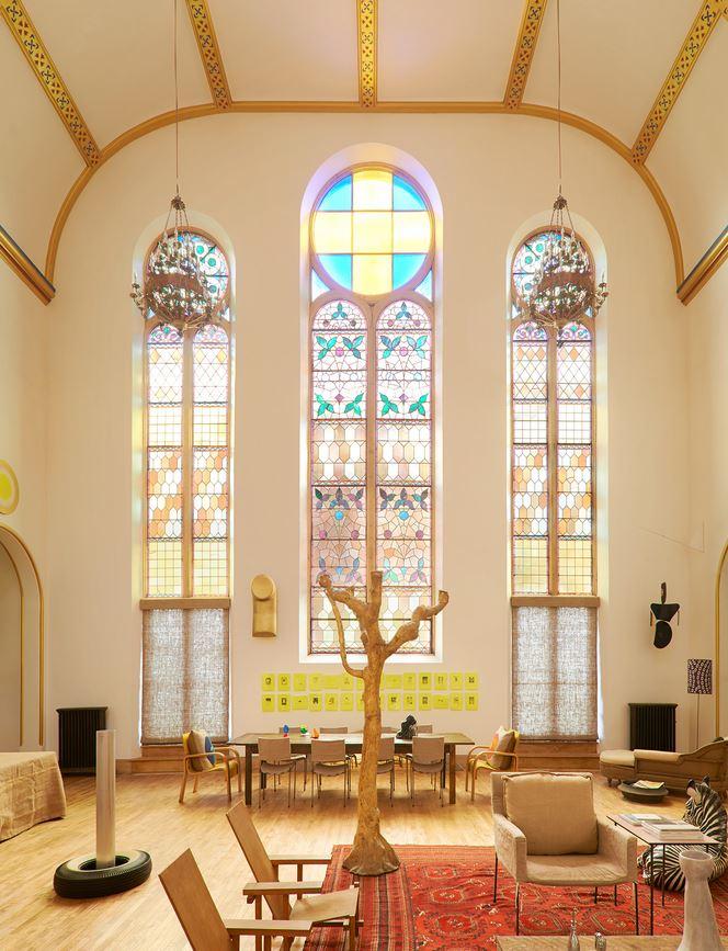 art in harlem church