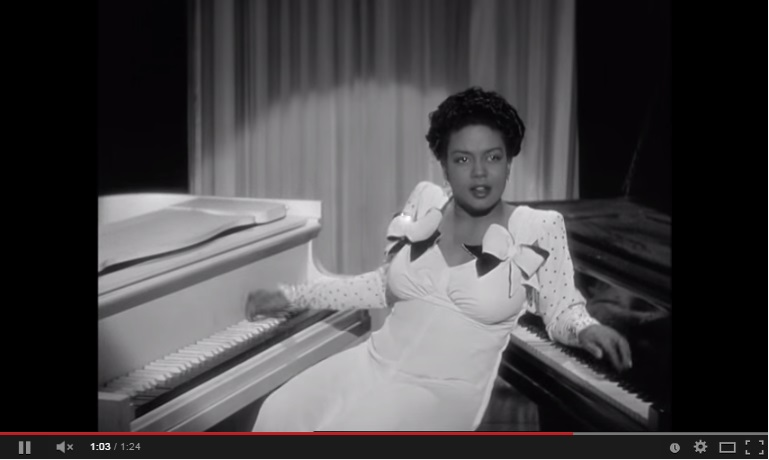 hazel scott two piane solo
