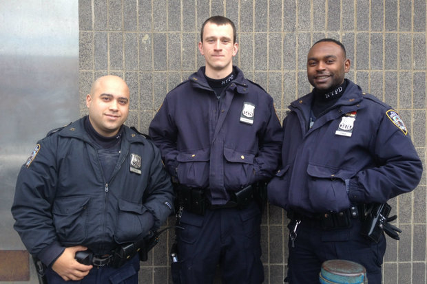 nypg cops in harlem