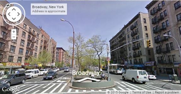 shotting on 115th street in harlem