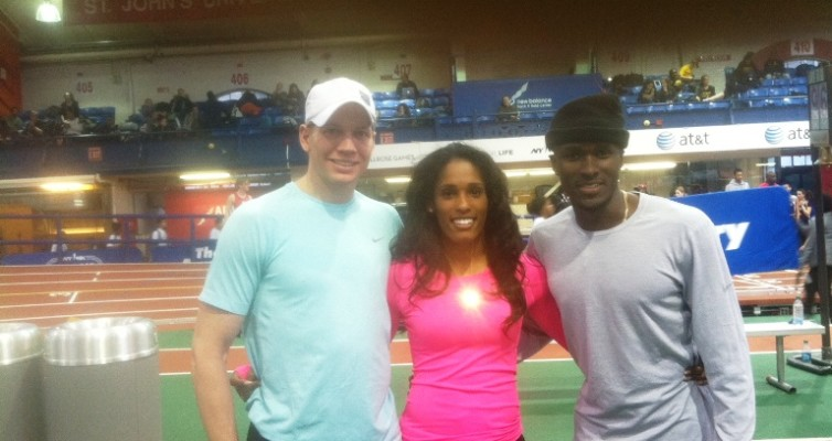 USA Track and Field Champions Lead RunJumpThrow Experience