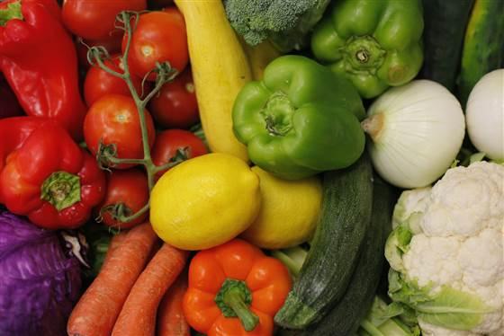 vegerables