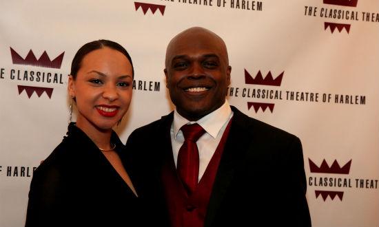Hamilton's Jasmine Cephas Jones and Ty Jones