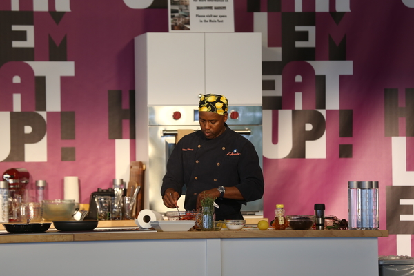 HARLEM EAT UP: A CELEBRATION OF FOOD CULTURE AND SPIRIT MAY 16 2015, HARLEM NEW YORK