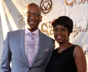 Honorees Donnie McClurkin and Cheryl Wills Photo credit: Zo Photography