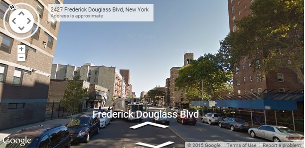 shooting and stabbing frederick douglass inharlem
